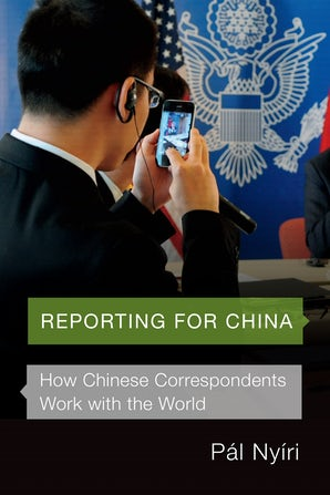 Reporting for China book image