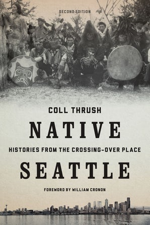 Native Seattle book image