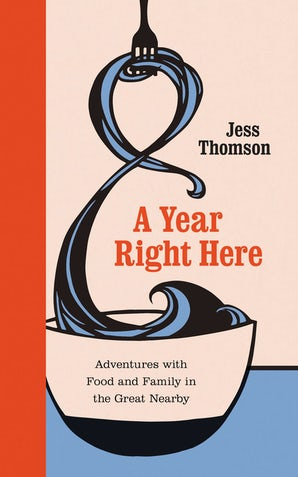 A Year Right Here book image