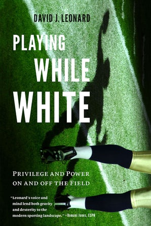 Playing While White book image
