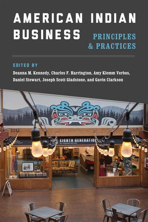 American Indian Business book image