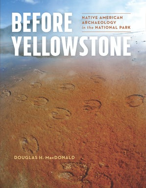 Before Yellowstone book image