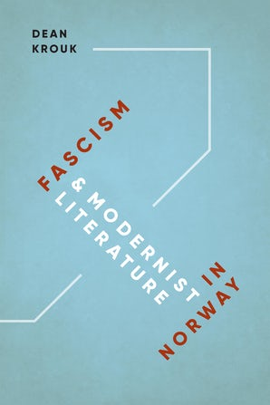 Fascism and Modernist Literature in Norway book image