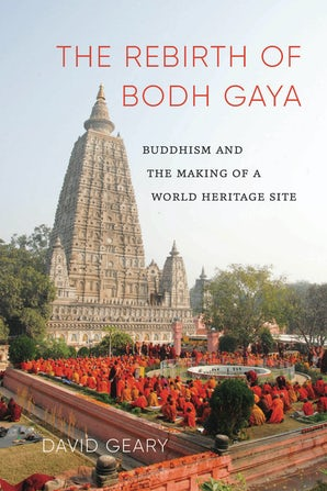 The Rebirth of Bodh Gaya book image