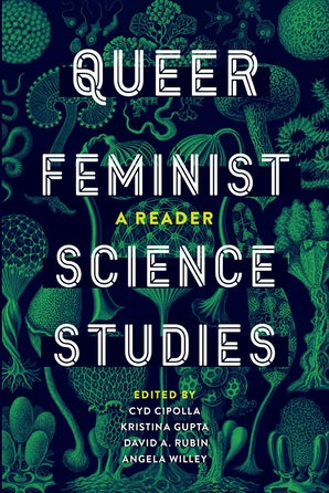 Queer Feminist Science Studies book image