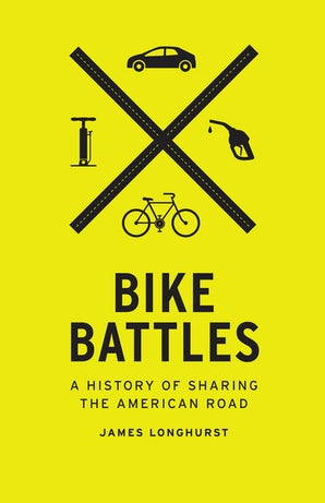 Bike Battles book image