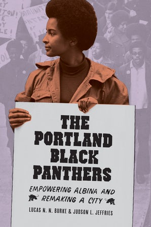 The Portland Black Panthers book image