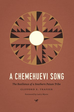 A Chemehuevi Song book image