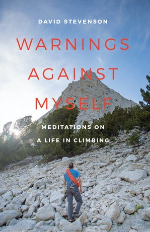 Warnings against Myself book image