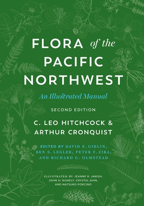 Flora of the Pacific Northwest book image