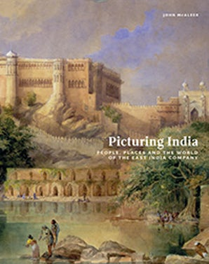 Picturing India book image