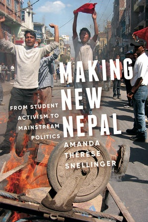 Making New Nepal book image