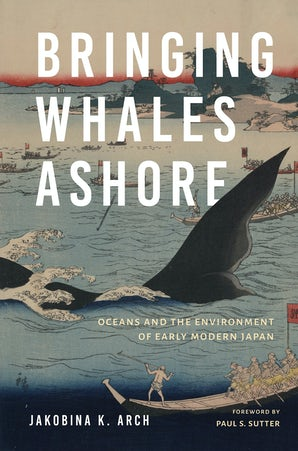 Bringing Whales Ashore book image