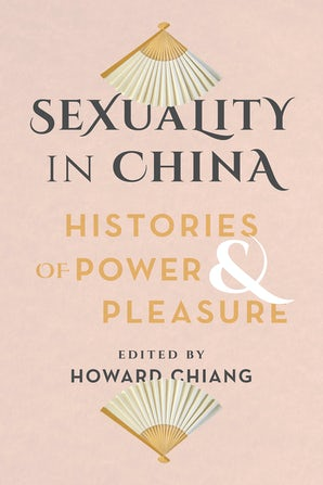 Sexuality in China book image