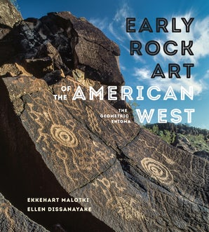 Early Rock Art of the American West book image
