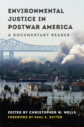 Environmental Justice in Postwar America book image