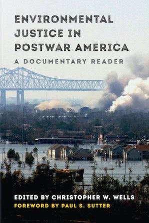 Environmental Justice in Postwar America book image