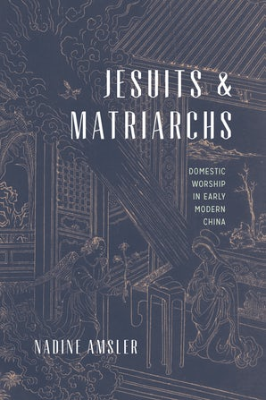 Jesuits and Matriarchs book image
