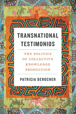 Transnational Testimonios book image