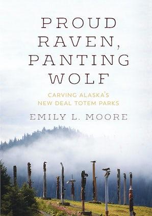 Proud Raven, Panting Wolf book image