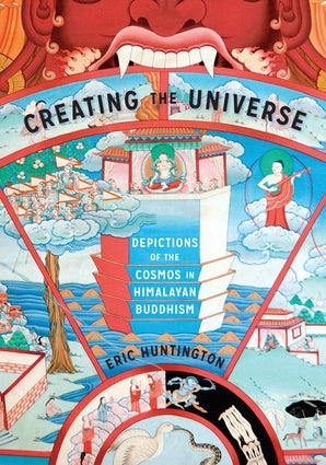 Creating the Universe book image