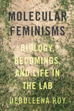 Molecular Feminisms book image