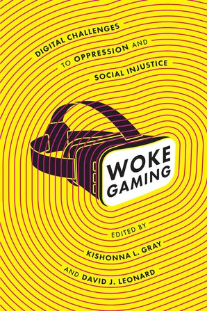 Woke Gaming book image