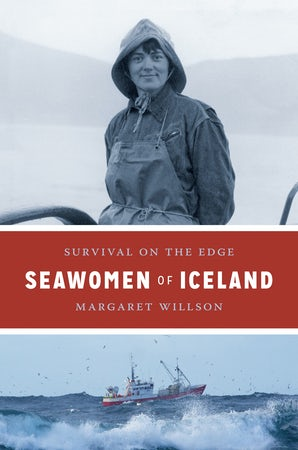 Seawomen of Iceland book image