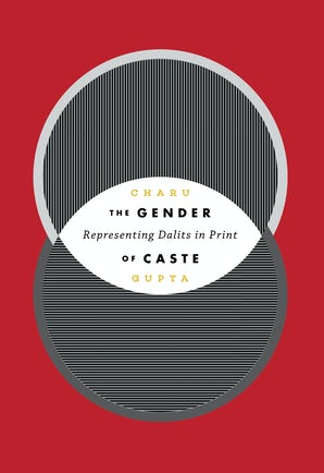 The Gender of Caste book image