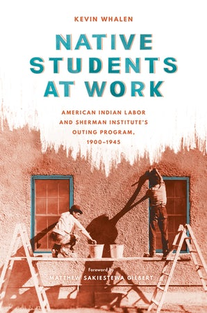 Native Students at Work book image