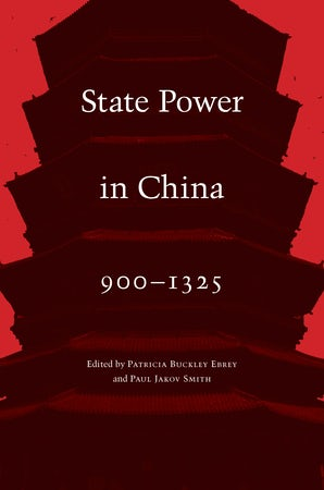 State Power in China, 900-1325 book image