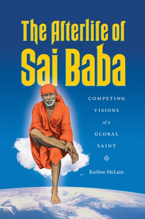 The Afterlife of Sai Baba book image