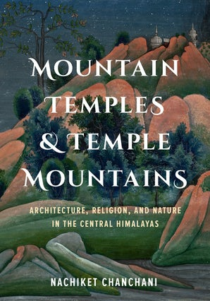 Mountain Temples and Temple Mountains book image