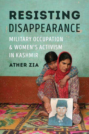 Resisting Disappearance book image