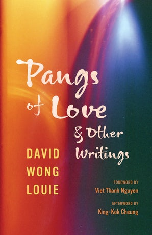 Pangs of Love and Other Writings book image
