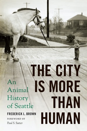 The City Is More Than Human book image