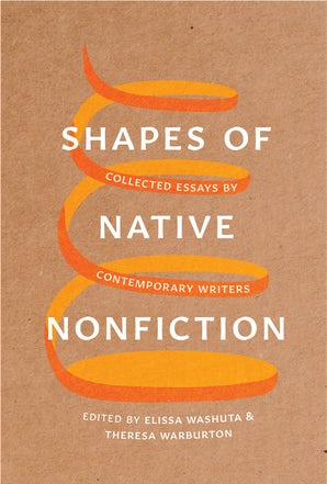 Shapes of Native Nonfiction book image