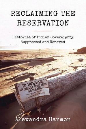 Reclaiming the Reservation book image