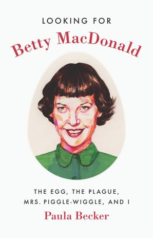 Looking for Betty MacDonald book image