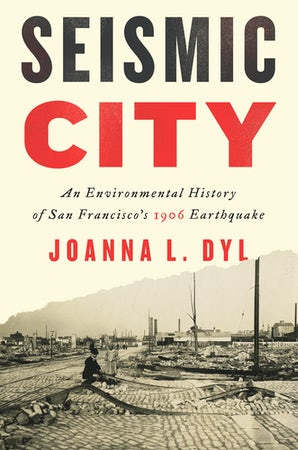 Seismic City book image