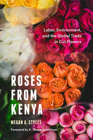 Roses from Kenya book image