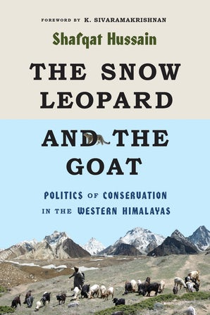 The Snow Leopard and the Goat book image