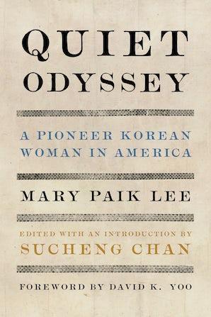 Quiet Odyssey book image