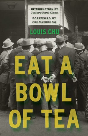 Eat a Bowl of Tea book image