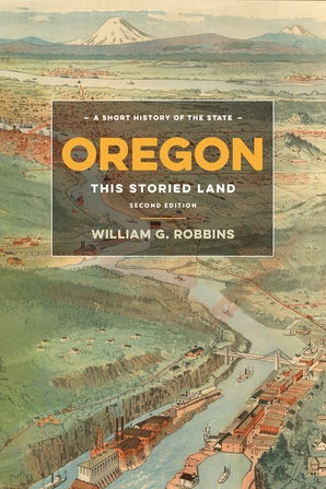 Oregon book image