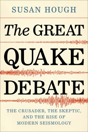 The Great Quake Debate book image
