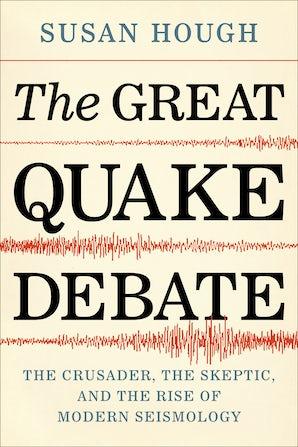 The Great Quake Debate book image