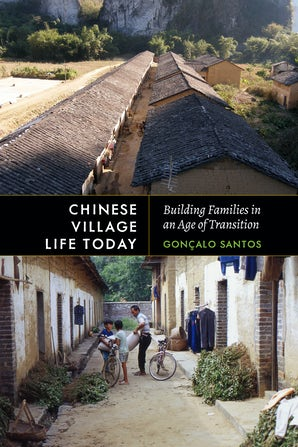 Chinese Village Life Today book image