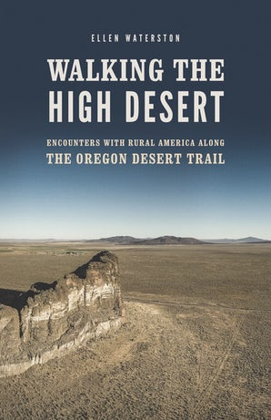 Walking the High Desert book image