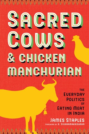 Sacred Cows and Chicken Manchurian book image